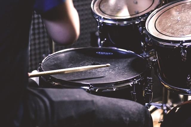 ドラム 演奏